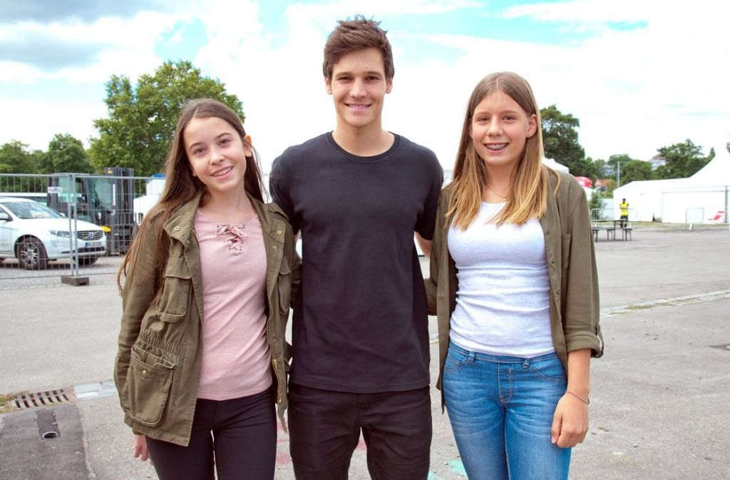Wincent Weiss Familie