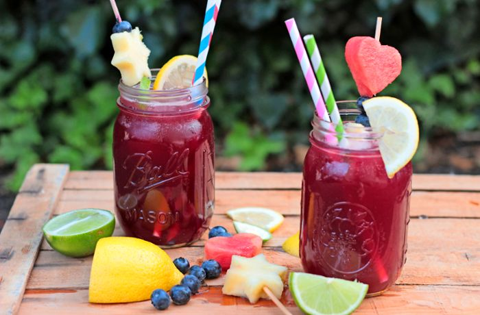 Rezept: Sommer-Cocktail